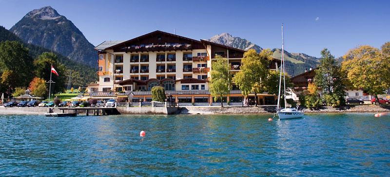 Hotel Post Am See Und Pertisau